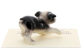 Hagen-Renaker Miniature Ceramic Dog Figurine Boston Terrier Pup image 3