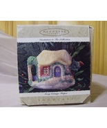 Hallmark Cozy Cottage Teapot 1995 Showcase Orna... - $5.99