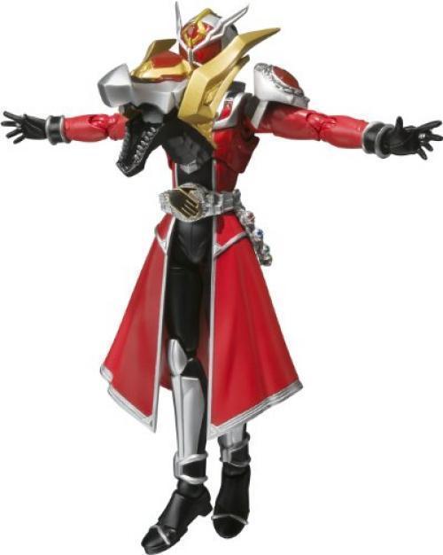 NEW S.H.Figuarts Masked Kamen Rider WIZARD FLAME DRAGON Action Figure BANDAI