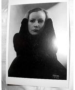GREAT BEAUTY-GRETA GARBO 1928 PHOTO PC-EDWARD STEICHEN - $32.00