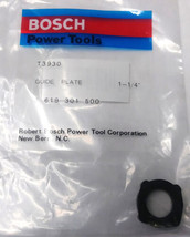 "Bosch T3930 1-1/4"" Guide Plate Used with SDS Plus Rotary Hammer Core Bits - $1.73"