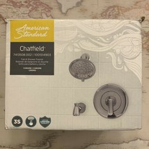 7413508.002 Chatfield American Standard Chrome Tub & Shower Faucet with ... - $74.50