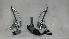 Mercedes 560SEC W107 R107 Door Handle Handles Set L&R w/ Key image 1