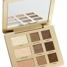 Too Faced~Natural Matte~Neutral Matte Eye Shadow Palette *Brand New In Box* - $30.68