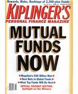 Kiplinger's Magazine September 1995 Personal Finance -Mutual Funds Now - $1.75