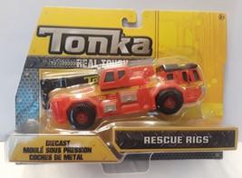 Tonka Rescue Rigs Diecast Rescue Crane - $17.99