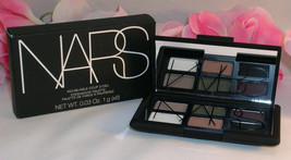 New NARS Eye Shadow Palette #8316 Inoubliable Coup D'Oeil 6 Shades Shimmer Matte - $29.99