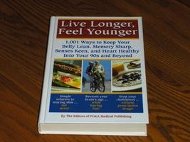 Live Longer Feel Younger - $12.97