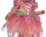 Rubies Deluxe Pink Pixie Girl's Costume w/Tutu Dress, Headpiece, Wings 881759