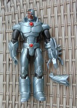 DC Collectibles CYBORG New 52 Justice League 7-in Action Figure Teen Tit... - $24.00