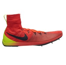 Nike Zoom Victory XC 4 Track Field Spikes Red Volt 878804 600 Mens Size 7 - $34.95