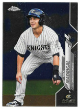 2020 Nick Madrigal Topps Pro Debut Chrome Rookie - Chicago White Sox - $3.79