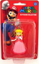 Super Mario: Princess Keychain 2 inch Mini Figure Brand NEW! - $19.99
