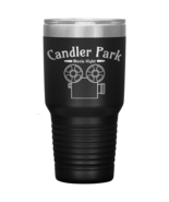 Candler Park Movie Night Vacuum Insulated Stainless Steel Tumbler 30 OZ with Lid - $39.99