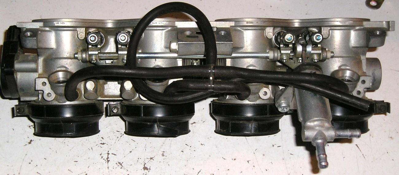 Honda CBR600RR 03-04 throttle bodies