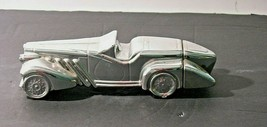 Ltd. Edition, Empty Avon, Very  Collectible, Silver Duesenberg  - $9.85