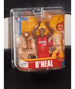 2007 McFarlane Toys NBA Miami Heat Shaquille On... - $19.99