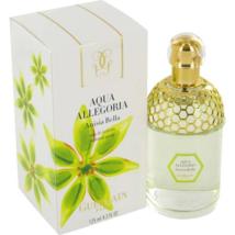 Guerlain Aqua Allegoria Anisia Bella Perfume 4.2 Oz Eau De Toilette Spray image 1