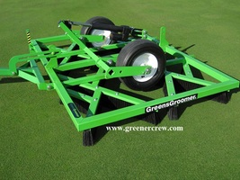 Topdressing Turf Brush Golf Courses Greens Groomer - $3,688.00