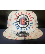 New Era LA Clippers NBA Write On 9FIFTY White Snapback Cap/Hat - $44.54