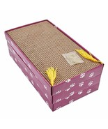 Cat Scratcher Cardboard Cat Wide Scratching Pad Reversible Corrugate Cat... - $65.41+