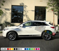 Decal Sticker Stripe For Infiniti QX50 Headlight LED wing seat Cover Cuo Holder - $34.60+