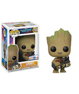 Guardians of the Galaxy 2 Funko POP! Toys R Us Exclusive - Groot with Bomb - $109.90