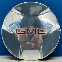 "ONE 2006-2009 GMC Envoy # 5252 18"" Polished 9 Spoke Wheel Center Cap # 9595877 - $37.99"