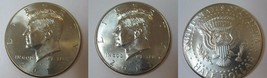 2011 P and D  BU Kennedy Half Dollar from US Mint Roll CP2439 - $4.25