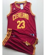 youth Cleveland Cavaliers #2 cavs irving jersey basketball suit.jpg - $44.66