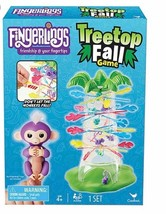 Cardinal Industries Fingerlings Treetop Fall Game, Ages 4+ Skill Board G... - $12.55