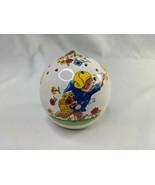 "Eden Toys Paddington Bear Potpourri Ceramic Ball 3"" 1981 - $19.95"