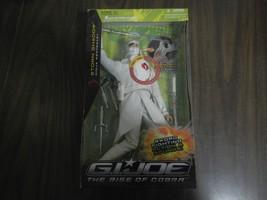GI JOE The Rise Of The Cobra, STORM SHADOW NINJA MERCENARY Hasbro 2009 - $20.00