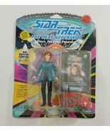 Star Trek The Next Generation Playmates Dr Beverly Crusher Action Figure... - $18.69