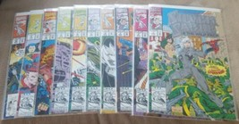 Silver Sable And The Wild Pack #1, 2, 3, 4, 5, 6, 7, 8, 9, 10, - $15.50