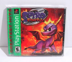 Spyro 2: Ripto's Rage (Sony PlayStation 1, 1999) PS1 Complete! - $14.95