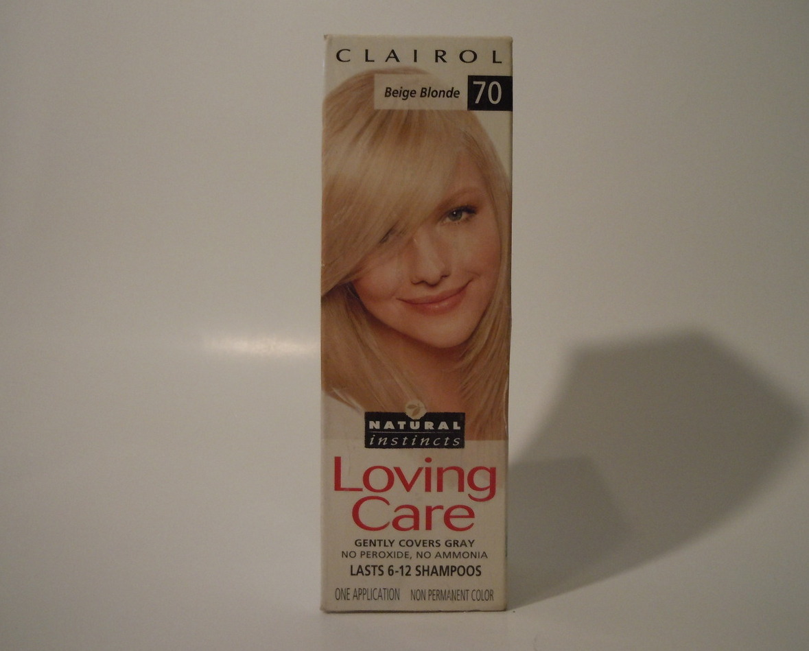 Loving Care Clairol Natural Instincts
