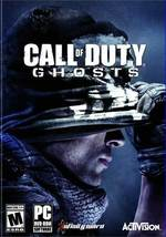 CALL OF DUTY:GHOSTS  - PC Games - (Brand New) - $64.58