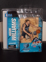 2004 McFarlane NBA Memphis Grizzlies Jason Williams Figure New In The Pa... - $14.99
