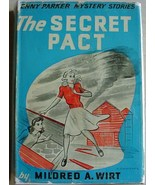 Penny Parker THE SECRET PACT #6 Mildred Wirt hc... - $32.00
