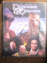 The Making of Dungeons & Dragons: The Movie by John Baxter (Art Book) New - $19.59