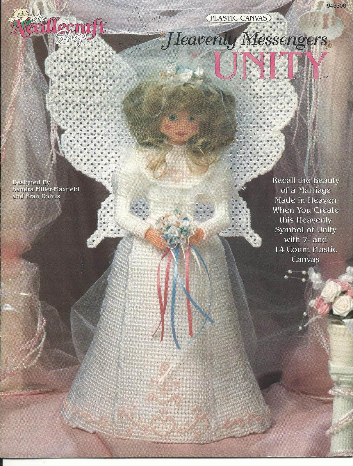 Annie/'s plastic canvas pattern leaflet School Blackboard ~ fits Barbie dolls