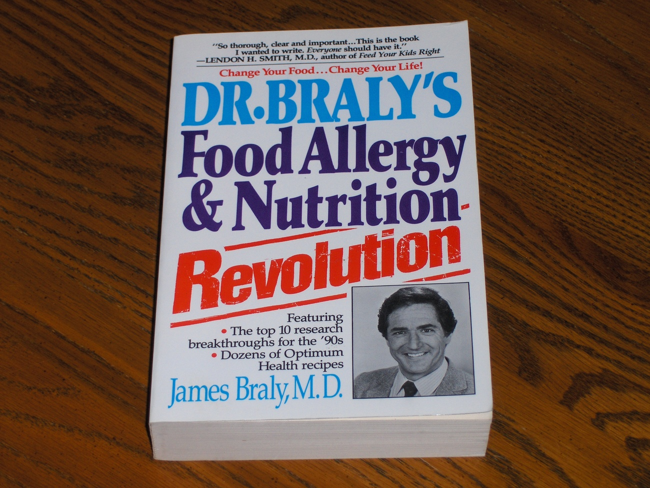 Food Allergy & Nurtition Revolution   James Braly