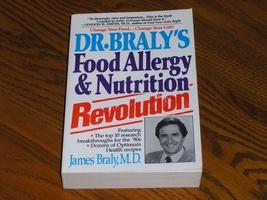 Food Allergy & Nurtition Revolution   James Braly - $10.97
