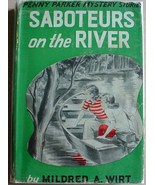 Penny Parker SABOTEURS ON THE RIVER #9 mystery ... - $26.00