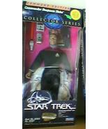 Star Trek Benjamin Sisko Action Figure DS9 PlayMates Command Ed 1994 - $25.00