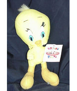 Plush Tweety Bird Looney Tunes Toy 1995 Vintage Plush Rare Ace Novelty Co - $49.59