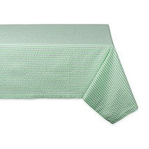 DII Cotton Seersucker Striped Tablecloth for Weddings, Showers, Summer P... - $44.61