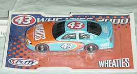 Diecast NASCAR Limited Edition 2000 Wheaties Race Car John Andretti #43 ... - $9.99