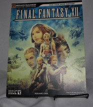 Final Fantasy XII Strategy Guide Hint Book Square Enix Bradygames - $19.28